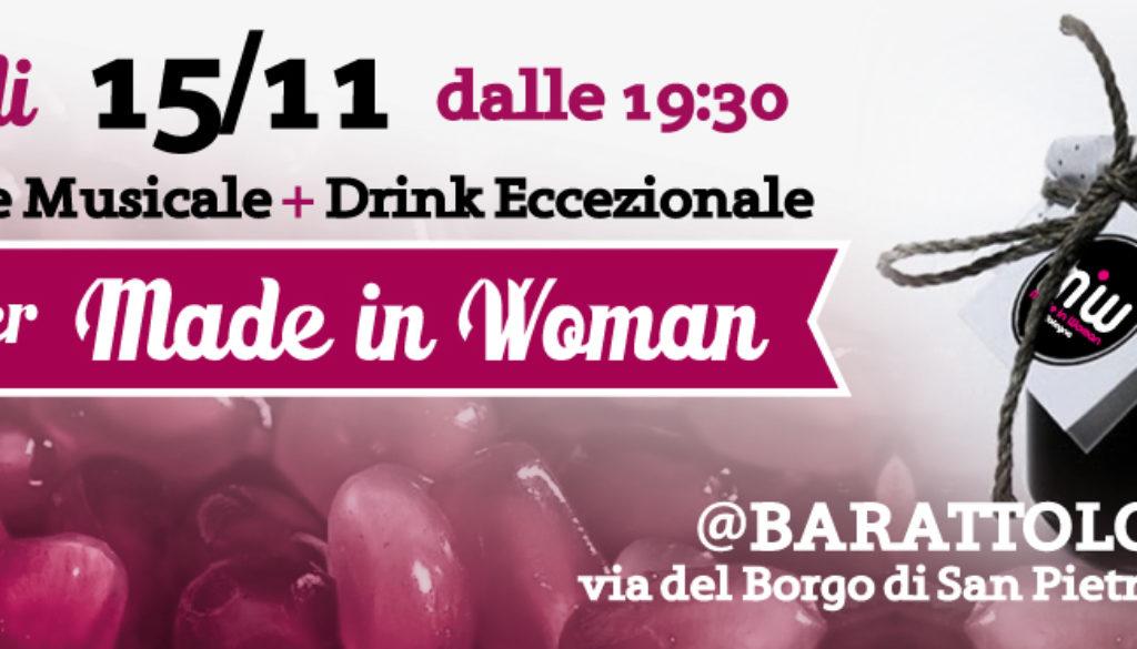 (S)MARMELLATA di made in Woman @Barattolo